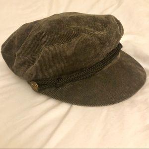 Corduroy Paperboy Hat
